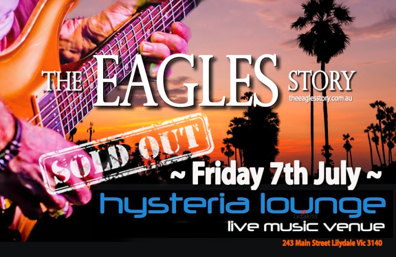 Hysteria - Sold Out