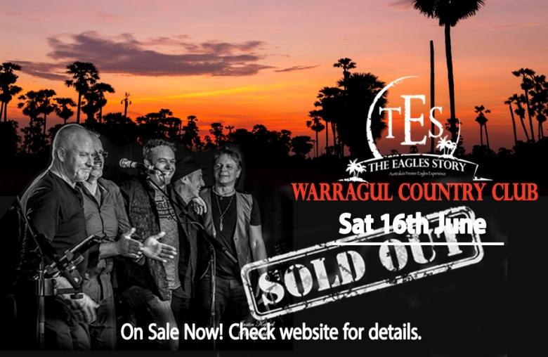 Warragul CC - Sold Out